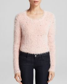 Glamorous Sweater - Bloomingdale's Exclusive Fuzzy Crop at Bloomingdales