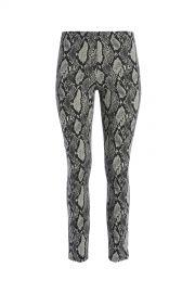 Gloriane Snake Skin Pant at Orchard Mile