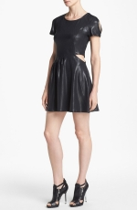 Gloss cutout dress by Leith at Nordstrom