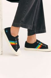 Gola Coaster Rainbow Sneakers at Free People
