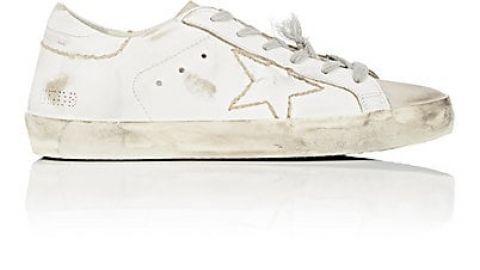 Golden Goose Superstar Sneakers at Barneys