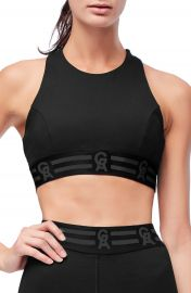 Good American Icon Sports Bra  Regular  amp  Plus Size at Nordstrom