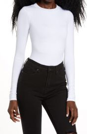 Good Body Long Sleeve Bodysuit at Nordstrom