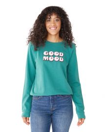 Good Mood Sweatshirt by Ban.Do at Bando