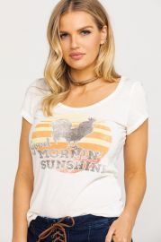Good Morning Sunshine Trustie Tee by Idyllwind at Idyllwind