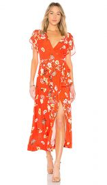 Gorgeous Jess Wrap Dress by Free People at Revolve