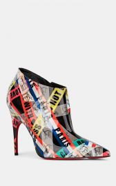 Gorgona Patent Leather Ankle Boots by Christian Louboutin at Christian Louboutin