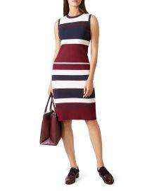 Grace Block-Stripe Dress by Hobbs at Bloomingdales