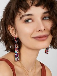 Granita Tassel Earrings by Baublebar at Baublebar