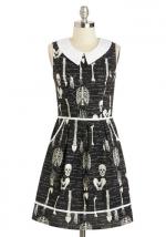 Graphic print dress at ModCloth at Modcloth