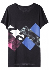 Graphic tshirt by Proenza at La Garconne
