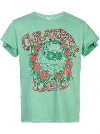 Grateful Dead distressed T-shirt at Farfetch