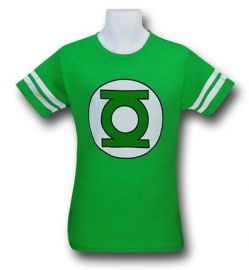 Green Lantern Shirt at Super Hero Stuff