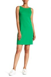 Green shift dress at Nordstrom Rack