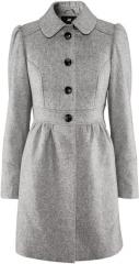 Grey coat at H&M