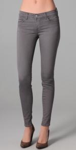 Grey skinny jeans like Alexs at Shopbop