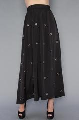 Grommet Skirt by Unif at Karma Loop