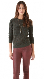 Gryphon leopard sweater at Shopbop at Shopbop