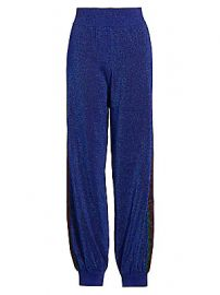 Gucci - Fine Wool Lurex Track Pants at Saks Fifth Avenue