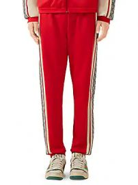 Gucci - Oversize Technical Jersey Jogging Pant at Saks Fifth Avenue