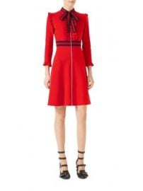 Gucci - Viscose Jersey Dress at Saks Fifth Avenue