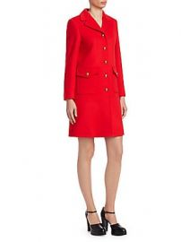 Gucci - Wool Peacoat at Saks Fifth Avenue