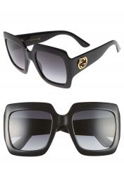 Gucci 54mm Square Sunglasses   Nordstrom at Nordstrom