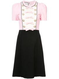 Gucci Bow Detail Dress at Farfetch