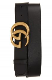 Gucci Cintura Donna Leather Belt at Nordstrom