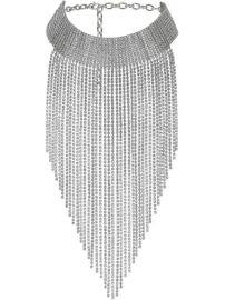Gucci Crystal Choker Necklace - Farfetch at Farfetch