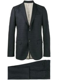 Gucci Dotted Suit - Farfetch at Farfetch