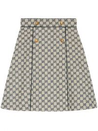 Gucci GG Canvas A-line Skirt - Farfetch at Farfetch