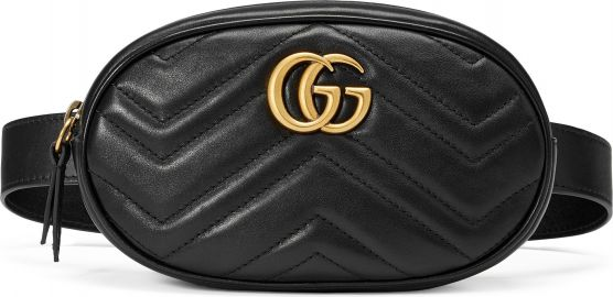 Gucci GG Marmont 2 0 Matelass   Leather Belt Bag   Nordstrom at Nordstrom