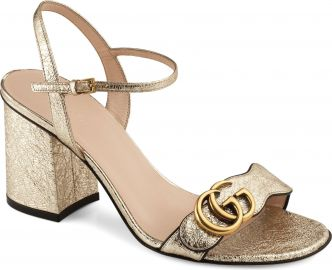 Gucci GG Marmont Sandal  Women    Nordstrom at Nordstrom