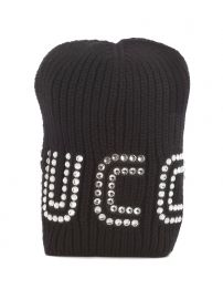 Gucci Guccy Crystal Embellished Beanie at Cettire