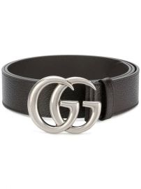 Gucci Leather Belt With Double G Buckle - Farfetch at Farfetch