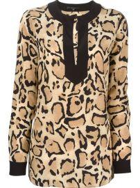 Gucci Leopard Top - at Farfetch