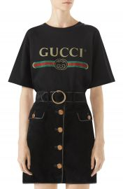 Gucci Logo Tee at Nordstrom