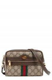 Gucci Ophidia Small GG Supreme Canvas Crossbody Bag   Nordstrom at Nordstrom