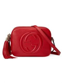 Gucci Soho Disco Small Leather Shoulder Bag - Farfetch at Farfetch