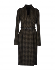 Gucci houndstooth dress at Yoox