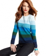 Gwens stripe sweater at Macys at Macys