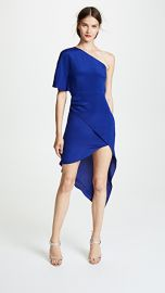 HANEY Marta One shoulder Dress at Shopbop