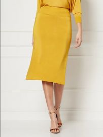 HAVANA SWEATER SKIRT - EVA MENDES COLLECTION at NY&C