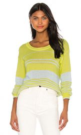 HEARTLOOM Haven Sweater in Limonata from Revolve com at Revolve