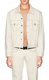 HELMUT LANG DENIM TRUCKER JACKET at Barneys