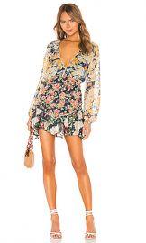 HEMANT AND NANDITA Della Mini Dress in Multicolor from Revolve com at Revolve
