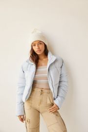Hadley Puffer Jacket at Urban Outfitters