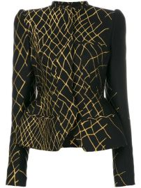 Haider Ackermann Hourglass Fitted Jacket - Farfetch at Farfetch