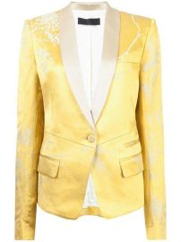 Haider Ackermann Shawl Collar Blazer  - Farfetch at Farfetch